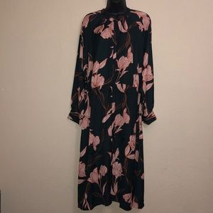 NWT A New Day Floral Maxi Dress